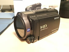 SONY HDR-CX740VE - camera Full-HD 1080/50p camescope