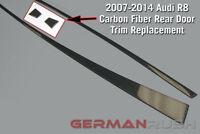 Carbon Fiber Door Trim Replacement Rear Audi R8 2007-2014 GR