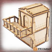 TTCombat BNIB Modular Villetta Balcone Zaira TTSCW-SOV-173
