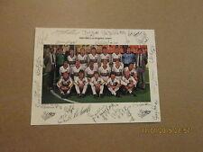 Misl Los Angeles Lazers Vintage 1984-85 Team Photo
