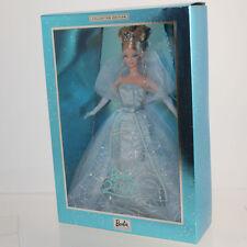Mattel - Barbie Doll - 2001 Blue Dress Barbie *NM BOX*