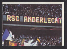 Panini Euro fútbol 79 - # 142 Anderlecht V Austria WAC - 1978 ECWC final