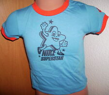 NIKE  Kinder T-Shirt  NIKE  Superstar blau  < #3A >