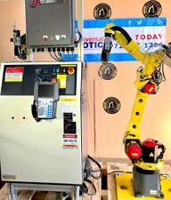 Fanuc M 10ia M10ia Robot R 30ia Control Material Handling Warranty Vision
