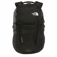 THE NORTH FACE SURGE PACK TNF BLACK ZAINO NEW SCUOLA SNOWBOARD SKATE