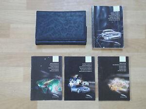 OWNERS PACK HANDBOOK MANUALS SET - Jaguar X Type 2004-2007 #K1289