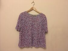 ASOS Sequinned Top Size 22