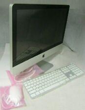"Apple iMac A1311 2011 21.5"" i5 2nd gen 16GB RAM 4TB HDD High Sierra NEW GLASS"