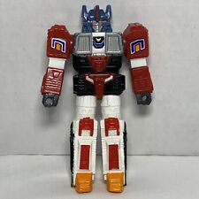 "SUPERHUMAN SAMURAI SYBER SQUAD  Playmates Toys 1994 transformers 5"" No Swords"