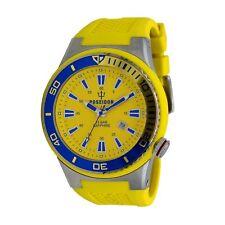 POSEIDON Armbanduhr XL, Analog, Quarz, Silikon, 15Bar, UP00607