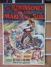3037     LOS ROBINSONES DE LOS MARES DEL SUR WALT DISNEY