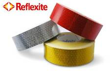 Refexite™ EC104 Conspicuity Refective Tape AMBER (25 Mtrx50mm)