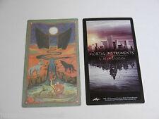 Mortal Instruments City of Bones Trading Tarot Card Single The Moon BC NEW