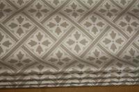 Roman Blind, Laura Ashley Mr Jones Dove Grey Fabric (Made to measure)