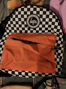 Backpack Old Skool Iii Black White Check Vans One Zippered Large Size