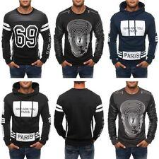 In Größe 2XL Langarm Herren-Sweatshirts