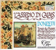 Donizetti - L'Assedio di Calais (Opera Rara) [Box Set]