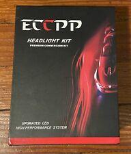 ECCPP Headlight Premium Conversion Kit, Upgrated LED, Model H7, High Performance