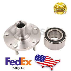 Front Wheel Hub & Bearing Assembly Fits 01-06 Hyundai Santa Fe 05-09 Tucson