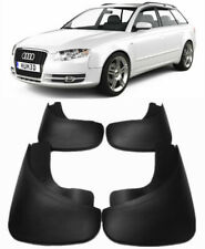 New OE Set Splash Guards Mud Flaps For 2004-2008 Audi A4 B7 Avant Wagon Estate