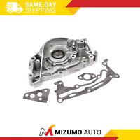 Oil Pump Fit Mitsubishi Montero 3.5L & 3.8L 6G74 6G75 SOHC 24V