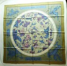 HERMES foulard COLLECTOR  -  HEMISPHAERIUM COELI BOREALI 1999  scarf