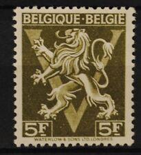 1945  BELGIQUE  Y & T  N° 688  neuf  AVEC CHARNIERE