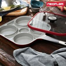 Neoflam Steam Plus Pan, 4 Cooking Holes