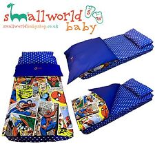 Personalised Boys Marvel Zip-Up Bedding Including Duvet (NEXT DAY DISPATCH)