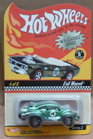 Hot Wheels 2004 NEO CLASSICS SERIES 3 EVIL WEEVIL IN KELLY GREEN rare