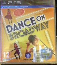 BNIB ~ PS3:~ DANCE ON BROADWAY ~ {MANUFACTURER SEALED} ~ 2nd game - postfree