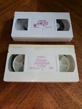 Barney - Barney Songs (VHS, 1995) No Case alphabet zoo vhs 1994 no case (2)tapes