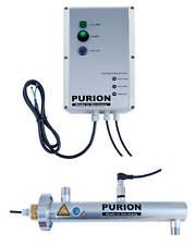 PURION 500 12V OPD Autark Trinkwasserdesinfektion UV Sensorüberwachung