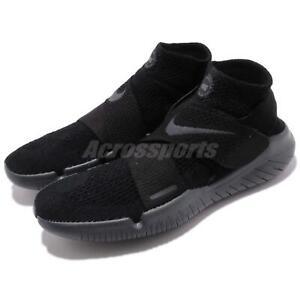 Nike Wmns Free RN Motion FK 2018 Flyknit Black Women Running Shoes 942841-002