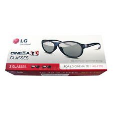 GENUINE LG AG-F310 PASSIVE 3D GLASSES - 2 Pack
