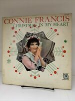 Connie Francis Christmas In My Heart MGM E3792