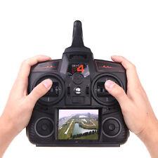 Walkera DEVO F4 2.4G 4CH FPV Transmitter LCD 5.8G Live Video Remote Control US