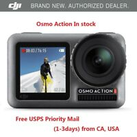 DJI Osmo Action Ready to ship out now Free Priority Mail included DJI warranty