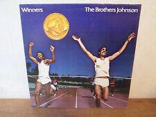 "LP 12 "" THE BROTHERS JOHNSON - Winners - EX/EX - A&M - AMLK 63724 - HOLLAND"