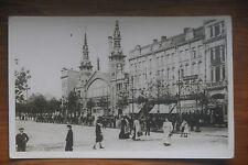 1900'er- AK FRANKREICH-STADTANSICHT MIT BAHNHOF PARIS? - FRANCE