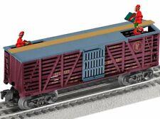 O-Gauge - Lionel - The Polar Express Elf Bobbing Car