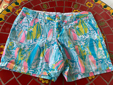 WOMEN'S LILLY PULITZER SHORTS - SIZE 16