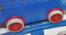 Haftreifen LEGO-30 Stück, grau- Eisenbahn-4,5V-116,120,138,118,122,112,118,721