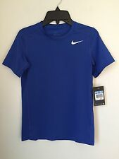 NWT Nike Dri-Fit Base Layer Fitted T-shirt Boy's Size Medium