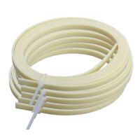5 Pcs Guitar Binding Purfling Guitar Parts Celluloid Cream 1650x5x1.5mm