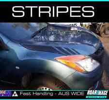 2012 - 2019 MAZDA BT50 bonnet stripes decal sticker hood - not door tailgate