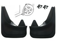 Set of Moulded Universal Fit Mud Flap Mudflaps Front or Rear to suit SEAT Models
