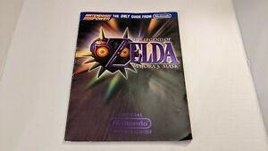 Legend of Zelda Majora's Mask Nintendo Power Player's Guide N64 Strategy