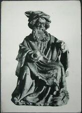 JUDAICA BIBLE OLD POSTCARD PROPHET, BELGIUM