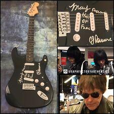 GFA Marky and C.J. Ramone * THE RAMONES * Signed Electric Guitar PROOF R2 COA